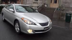 toyota coupe 2005 toyota solara 2 4 se coupe youtube