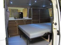 camper van layout conversion furniture and fittings campervan life