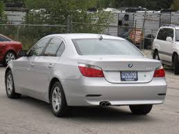 2004 used bmw 5 series 525i at concord motorsport serving