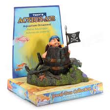 pirate in a barrel air aquarium ornament us 8 39 sold out