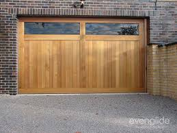 evenglide custom garage doors melbourne brisbane