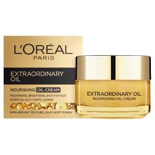 l oreal l oreal paris extraordinary oil cream 50ml amazon co uk beauty