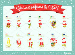 home decor from around the world christmas around the world illustrations creative market