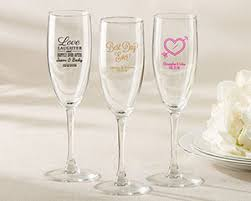 bridal favors personalized bridal shower and wedding favors chagne flute my