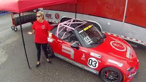 mazda car and driver interview with mazda mx 5 race car driver ashton harrison wheels ca