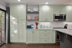 grey green kitchen cabinets stylishly simplistic our stunning new kitchen cabinet colors