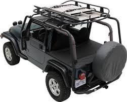 jeep rubicon cer all things jeep roof racks cargo solutions