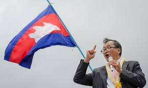 Cambodia Flag Will Cambodia U0027s Repressed Opposition Rise Up Asia Times