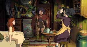 borrower arrietty anime review u2013 beauty detail