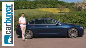 bmw 6 series gran coupe 2013 review carbuyer youtube