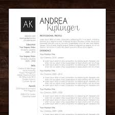 Need A Resume Template Instant Download Resume Cv Template