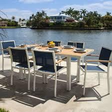 Wayfair Patio Dining Sets - wayfair patio furniture bayline piece dining set with wayfair