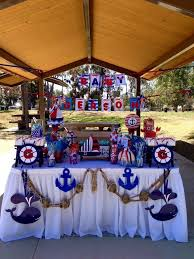 nautical baby shower decorations nautical baby shower decoration ideas nautical ba shower decorations