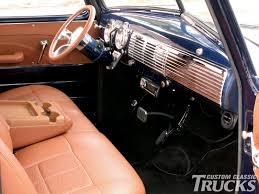 1951 chevy truck dash 1951 chevy truck interior 1951 chevy