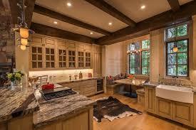 kitchen faucets sacramento sacramento east coast kitchen rustic with pendant light lever