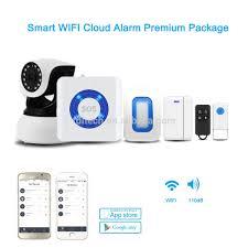 Home Wifi System by Fdl Wfk18 Smart Wifi Alarm Smart Home Wifi Alarm System Home Safe
