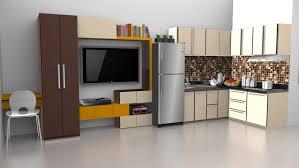 tv in kitchen ideas kitchen kitchen countertop decorating ideas with modern wall