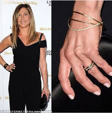 aniston wedding ring meyer says it was an honor to design aniston s