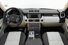 original range rover interior 2011 land rover range rover information and photos momentcar