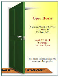 open house flyers