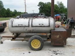 home built smoker plans babyboomerboy s cooking blog building a 250 gallon reverse flow smoker