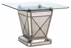Mirrored Dining Table Small Mirrored Dining Room Table Stylish Mirrored Dining Room