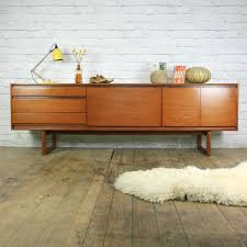 Vintage Sideboards Uk Vintage 1960s White U0026 Newton Teak Sideboard Teak 1960s And Vintage