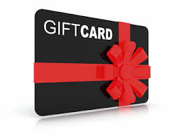 gift card etsy