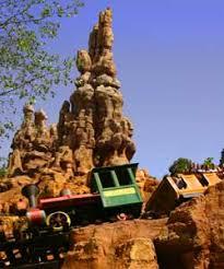 Big Thundre Mountain Railroad Disneyland