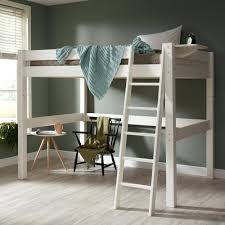 High Sleeper Bed With Futon Bunk Beds Bunk Bed High Sleeper Children Bassinet Beds With