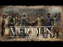 verdun on a low end pc christmas truce special youtube