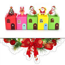 wrapped christmas boxes christmas gift boxes ebay
