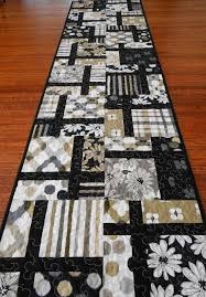 Quilted Table Runners by Best 25 Modern Table Runners Ideas Only On Pinterest Quilted