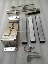 aliexpress com buy new full metal kitchen knife sharpener system