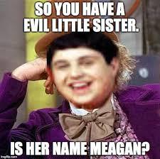 Megan Meme - megan imgflip