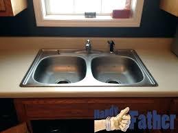 How To Repair Kitchen Sink Repair Kitchen Sink Drain Change Kitchen Sink Drain Pipe