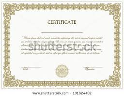 certificate border with background free vector download 47 660