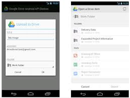 android drive drive android api released android community
