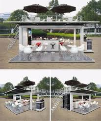 source 40ft container coffee bar design pop up mobile shipping