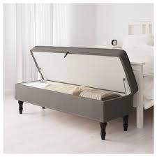 stocksund bench nolhaga grey beige black wood ikea