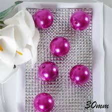 35 pcs large faux pearl 30 mm centerpieces wedding