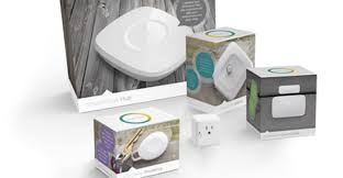 new smart home products direct energy partners with smartthings for smart home products