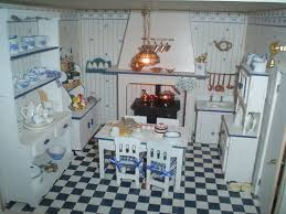 dolls house kitchen furniture the kitchen from where the food gets cooked dolls house