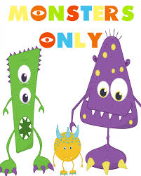 thanksgiving food printables monsters only printable party pack our thrifty ideas