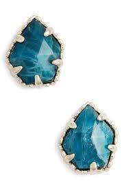 turquoise studs women s earrings nordstrom