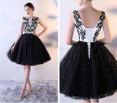 black and white homecoming dresses elegant homecoming dresses