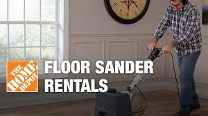 home depot hyannis ma black friday deals floor sanders tool rental the home depot youtube
