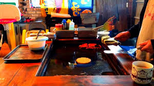 Backyard Hibachi Grill All Star Breakfast On The Backyard Hibachi Youtube