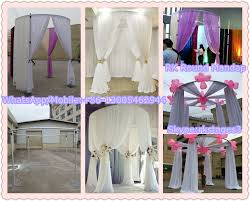 wedding backdrop to buy outdoor party wedding backdrop tent led starlit curtain stand