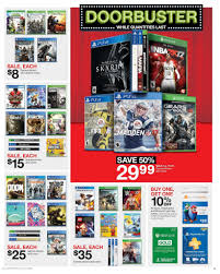 playstation 4 black friday 2016 target target black friday ad for 2016 thrifty momma ramblings